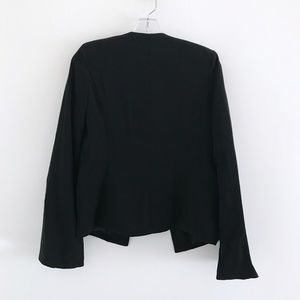 Forever 21 Jackets & Coats - Forever 21 Open Front Blazer Split Sleeves Cape